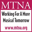 MTNA: Working for a More Musical Tomorrow